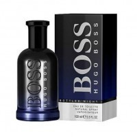 Perfume Hugo Boss Bottled Night Masculino 100ML no Paraguai