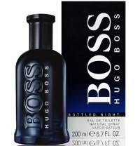 Perfume Hugo Boss Bottled Night Masculino 200ML
