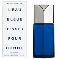 Perfume Issey Miyake L'Eau Bleue D'Issey Masculino 125ML no Paraguai