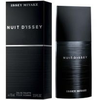Perfume Issey Miyake Nuit D'Issey EDT Masculino 75ML