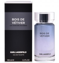 Perfume Karl Lagerfeld Bois de Vetiver Masculino 100ML no Paraguai
