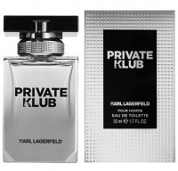 Perfume Karl Lagerfeld Private Klub Masculino 50ML no Paraguai