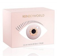 Perfume Kenzo World Edt 50ML Feminino