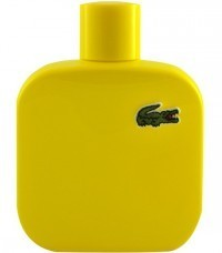 Perfume Lacoste L.12.12 Jaune Masculino 100ML no Paraguai