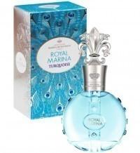 Perfume Marina De Bourbon Royal Turquoise Feminino 50ML