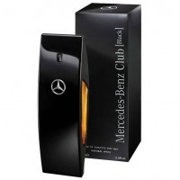 Perfume Mercedes Benz Club Black 100ML Masculino