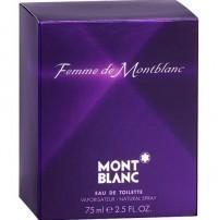 Perfume Mont Blanc Femme Feminino 75ML