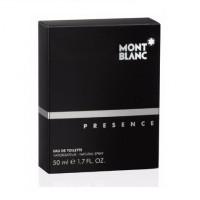 Perfume Mont Blanc Presence Masculino 50ML