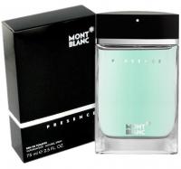 Perfume Mont Blanc Presence Masculino 75ML