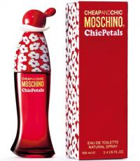 Perfume Moschino Chic Petals Feminino 100ML no Paraguai