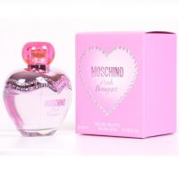 Perfume Moschino Pink Bouquet Feminino 50ML