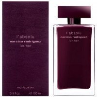 Perfume Narciso Rodriguez For Her L'Absolu Feminino 100ML
