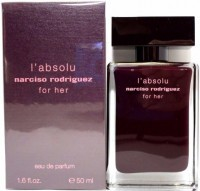 Perfume Narciso Rodriguez For Her L'Absolu Feminino 50ML no Paraguai