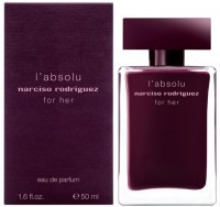 Perfume Narciso Rodriguez For Her L'Absolu Feminino 50ML