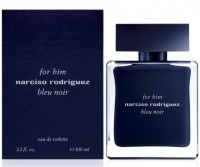 Perfume Narciso Rodriguez For Him Bleu Noir Masculino 100ML no Paraguai