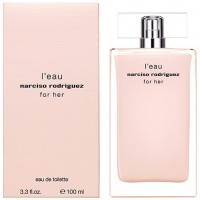 Perfume Narciso Rodriguez L'Eau For Her Feminino 100ML no Paraguai