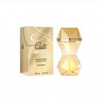 Perfume New Brand Cute Feminino 100ML