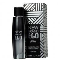 Perfume New Brand Ego Gold Masculino 100ML