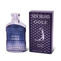 Perfume New Brand Golf Black Masculino 100ML
