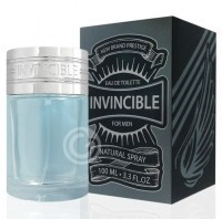 Perfume New Brand Invincible Masculino 100ML