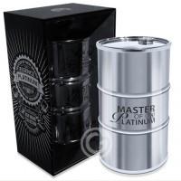 Perfume New Brand Master Platinum Masculino 100ML