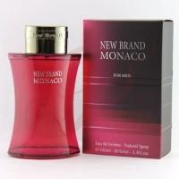 Perfume New Brand Monaco Masculino 100ML no Paraguai