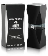 Perfume New Brand New Brand 4 Masculino 100ML
