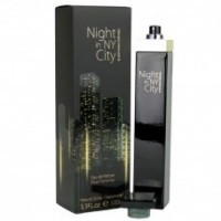 Perfume New Brand Night In NY City Feminino 100ML