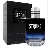 Perfume New Brand Strong Masculino 100ML