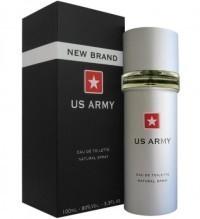 Perfume New Brand US Army Masculino 100ML no Paraguai