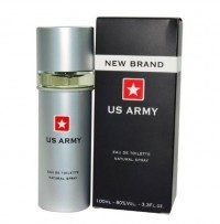 Perfume New Brand US Army Masculino 100ML