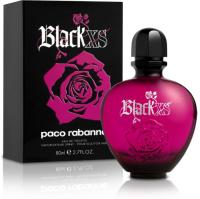 Perfume Paco Rabanne Black XS Feminino 80ML