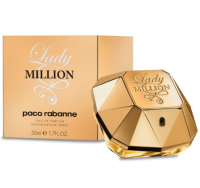 Perfume Paco Rabanne Lady Million Feminino 50ML