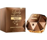 Perfume Paco Rabanne Lady Million Prive Feminino 80ML