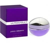 Perfume Paco Rabanne Ultraviolet Feminino 80ML