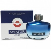 Perfume Paris Bleu Aviator Code Masculino 100ML no Paraguai