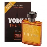 Perfume Paris Elysees Vodka The Time Masculino 100ML
