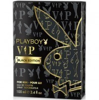 Perfume Playboy Vip Black Edition Masculino 100ML no Paraguai