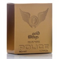 Perfume Police Gold Wings Masculino 50ML