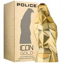 Perfume Police Icon Gold EDP Masculino 125ML