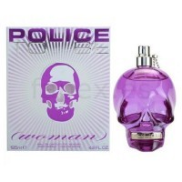 Perfume Police To Be Woman Feminino 125ML