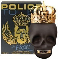 Perfume Police To Be The King Masculino 125ML