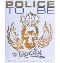 Perfume Police To Be The Queen Feminino 125ML