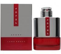 Perfume Prada Luna Rossa Sport Masculino 100ML no Paraguai