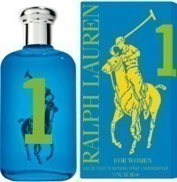 Perfume Ralph Lauren Polo Big Pony 1 Feminino 50ML no Paraguai