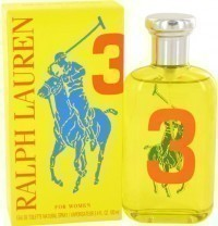 Perfume Ralph Lauren Polo Big Pony 3 Feminino 100ML no Paraguai