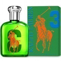 Perfume Ralph Lauren Polo Big Pony 3 Masculino 125ML no Paraguai