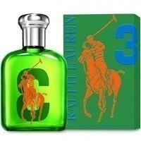 Perfume Ralph Lauren Polo Big Pony 3 Masculino 125ML no Paraguai