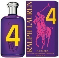 Perfume Ralph Lauren Polo Big Pony 4 Feminino 100ML no Paraguai
