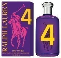 Perfume Ralph Lauren Polo Big Pony 4 Feminino 50ML
